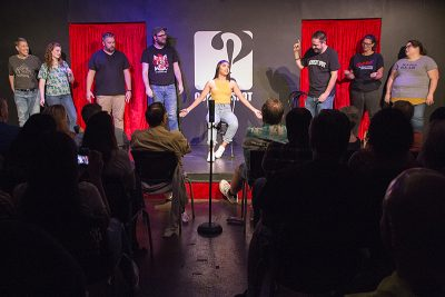 Anti-Cooperation League Improv Comedy Show