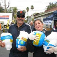 Sacramento Food Bank and Family Services Turkey Drive