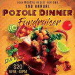 Pozole Dinner Fundraiser