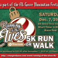 Running of the Elves 5K Run/Walk