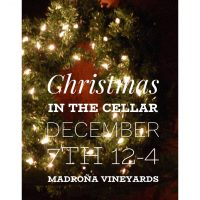 Christmas in the Cellar