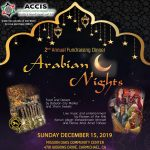 Arabian Nights Fundraiser