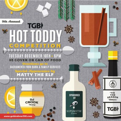 Hot Toddy Competition