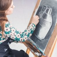 Realistic Drawing with Color Pencils