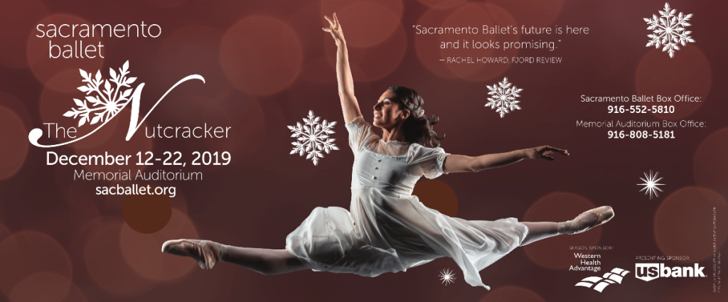 Sacramento Ballet: The Nutcracker