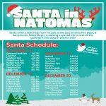Santa in Natomas