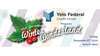 City of West Sacramento Winter Wonderland