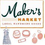 Maker's Market at Sacramento Natural Foods Co-op!