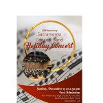 Sacramento Concert Band Holiday Concert