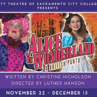 Alice in Wonderland: A British Panto