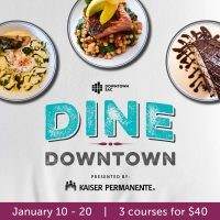 Dine Downtown