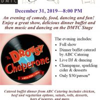 New Year's Eve Gala: The Drowsy Chaperone