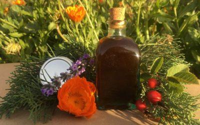 Herbal Holiday Gift-Making