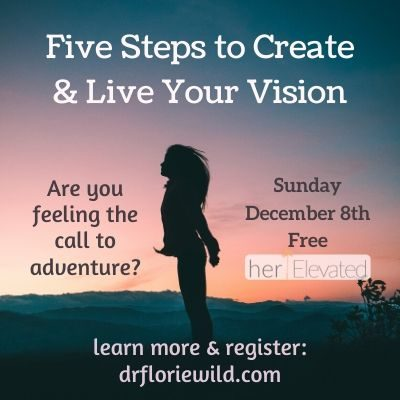 Five Steps to Create and Live Your Vision