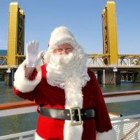 Sacramento Santa Holiday River Cruises
