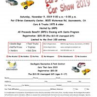 Cars That Care: Car Show and Toy Drive
