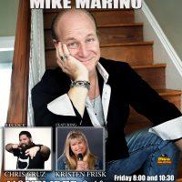 Mike Marino featuring Kristen Frisk