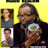 Ngaio Bealum featuring Lee Levine