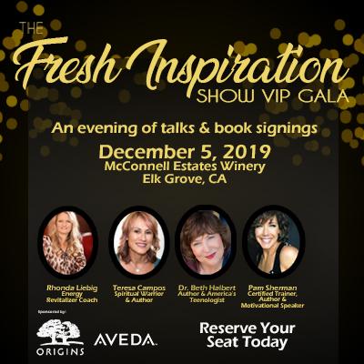 Fresh Inspiration Show VIP Gala