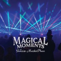 Magical Moments Laser Light Show