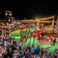 Historic Folsom Christmas Tree Lighting
