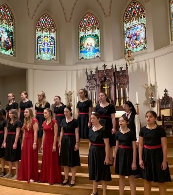 Sacramento Children's Chorus Concert presents Holi...
