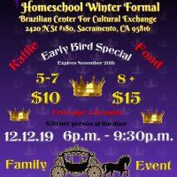 Homeschool Winter Formal