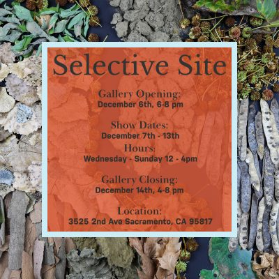 Selective Site: Sac State Photography Program Exhibition