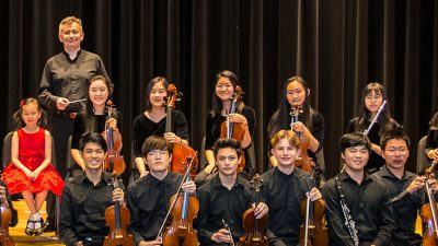 Folsom Lake College Youth Chamber Orchestra Fall C...