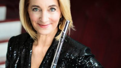 Carol Wincenc Flute Concert with Miles Graber on piano (Cancelled)