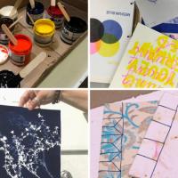 Autumn Kids Camp: Printmaking