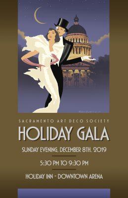 Art Deco Society Holiday Gala