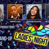 LGBTQ Stand-up Showcase: Ladies' Night