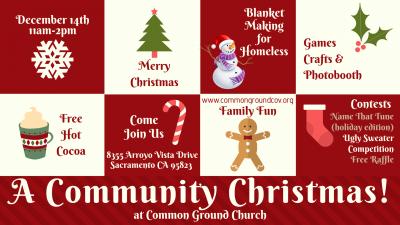 A Community Christmas