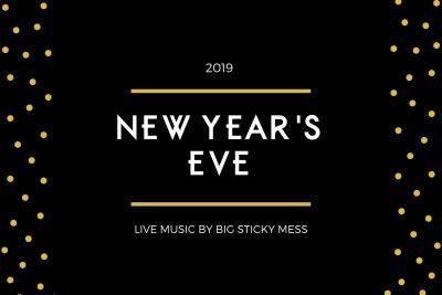 New Year's Eve at Woodlake Tavern