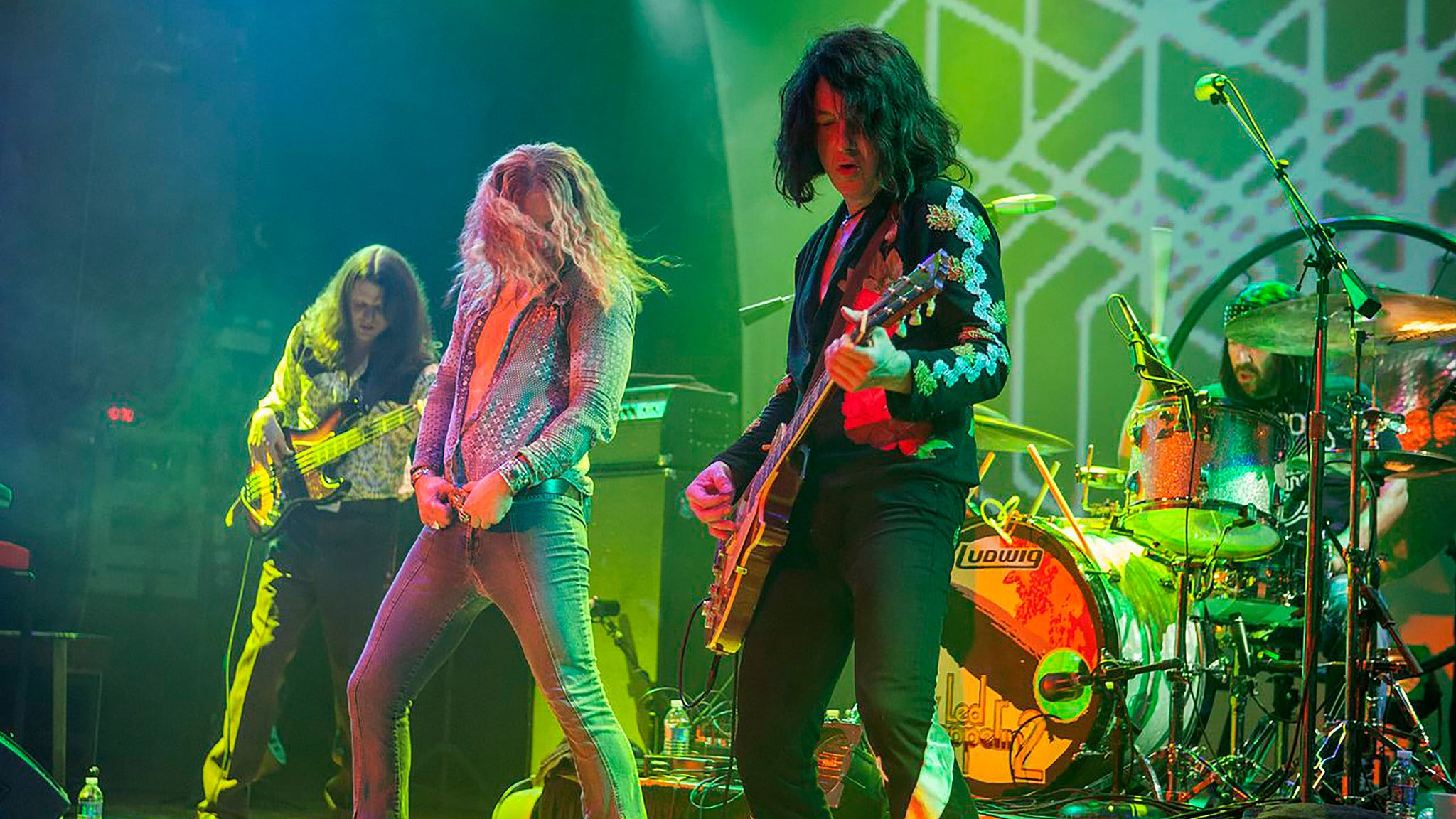 Led Zeppelin 2 plays lll: A 50th Anniversary Celebration