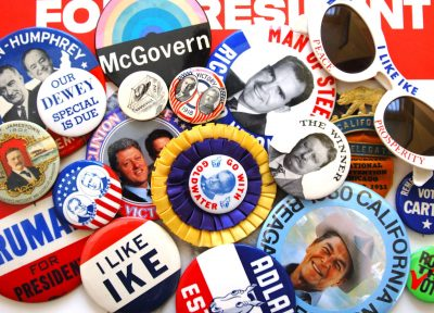 Political Memorabilia and Pop Culture Show