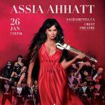 Assia Ahhatt: Live in Concert
