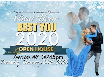 Best Year Best You Dance Open House