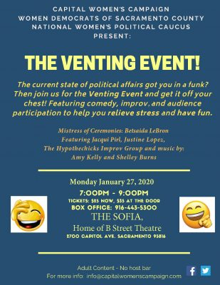 The Venting Event