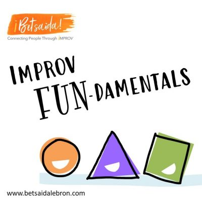 Improv Fun-damentals Workshop Series