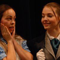 Little Women: A British Panto