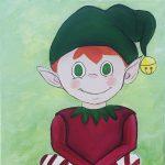 Paint and Vino: Sammy the Elf
