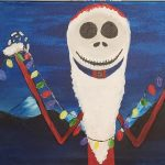 Paint and Vino: Sandy Claws