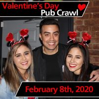 Valentine's Day Colors Crawl