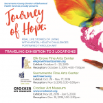 Journey of Hope: Panel Discussion and Collaborativ...
