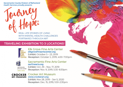Journey of Hope: Panel Discussion and Collaborative Art Exhibit