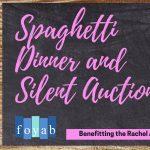 Rachel Anne Gray Spaghetti Dinner