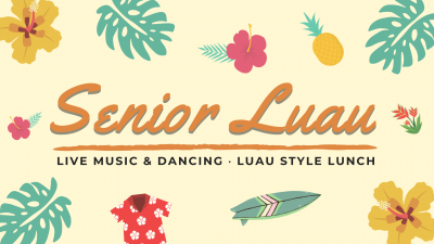Senior Luau