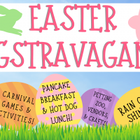 Easter Eggstravaganza (Cancelled)